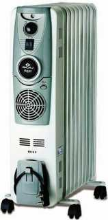 Bajaj Majesty RH 9 Room heater - review selection