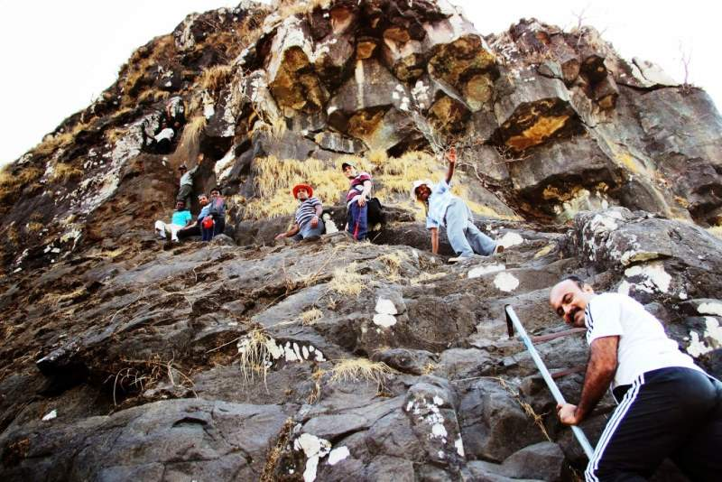climbing difficult gorakhgad