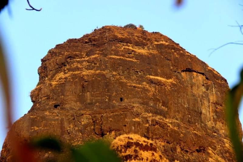gorakhgad caves view