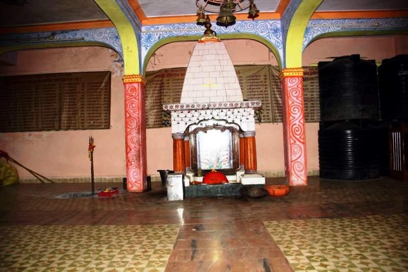 gorakhnath temple Dehri