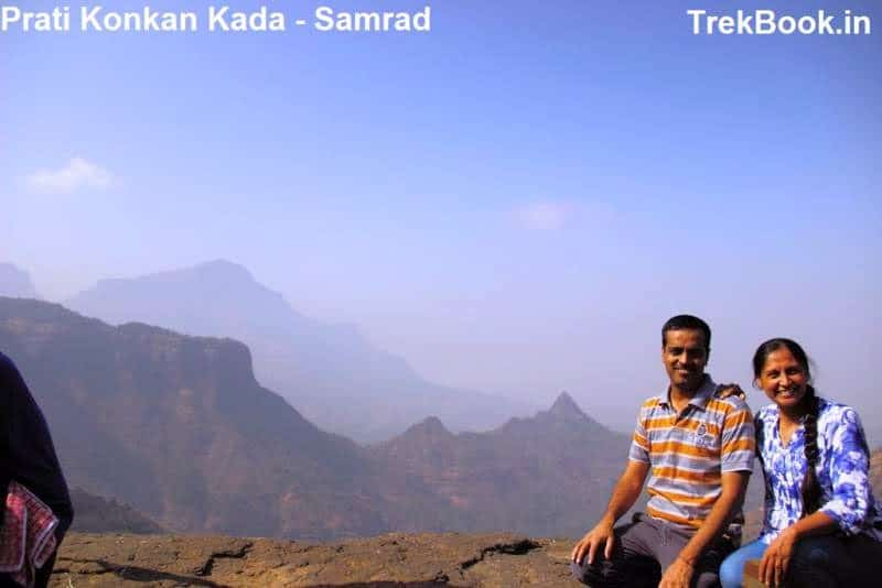 magnificent views from prati konkan kada