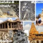 6 days Monument Visit – Karnataka and Tamilnadu