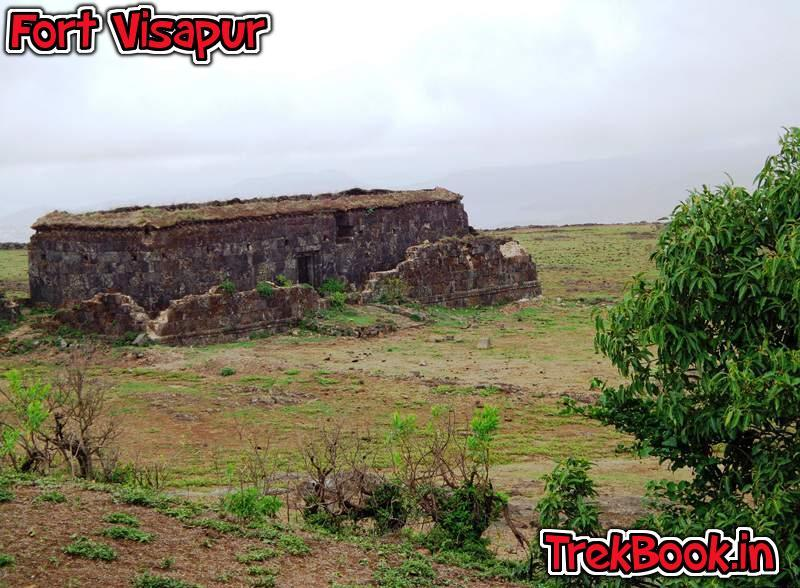 remains on fort visapur