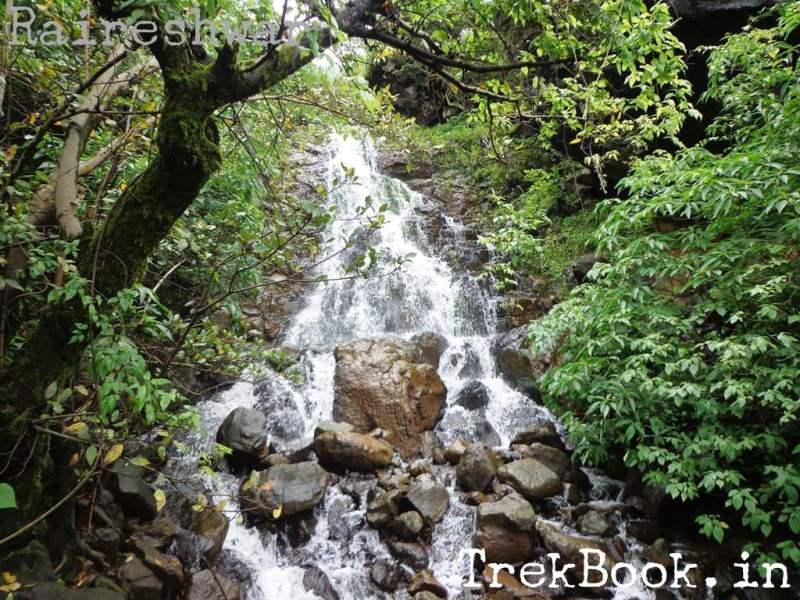 Korle to Raireshwar - Waterfall to enjoy
