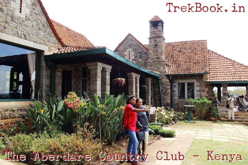 the aberdare country club beautiful ambiance