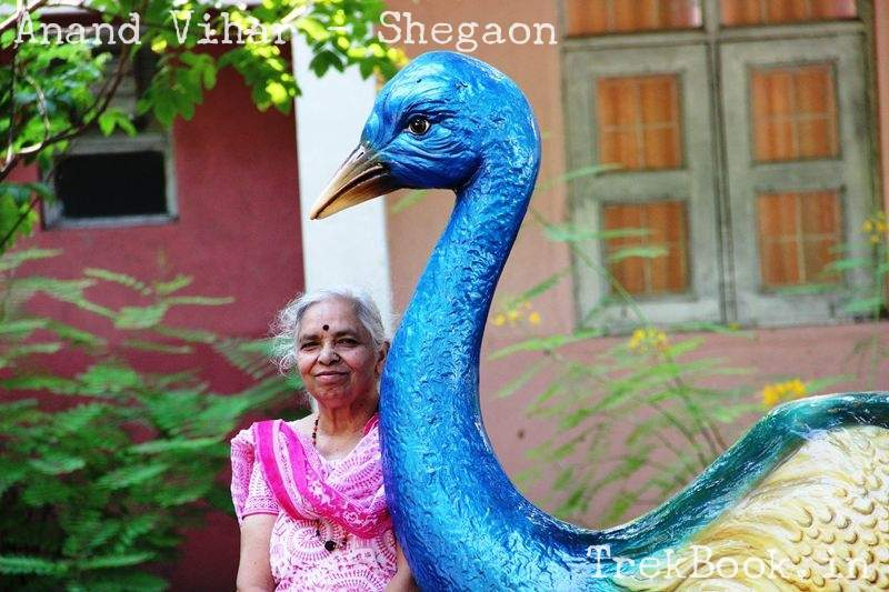Anand Vihar Bhakta Niwas Sankul, Shegaon [online room booking now available]