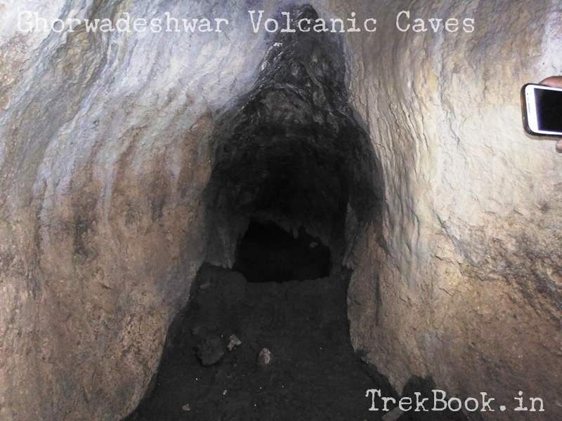 Ghorwadeshwar vlocano caves