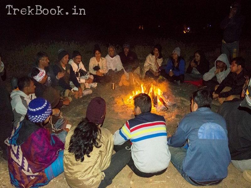 night camping near pune and mumbai