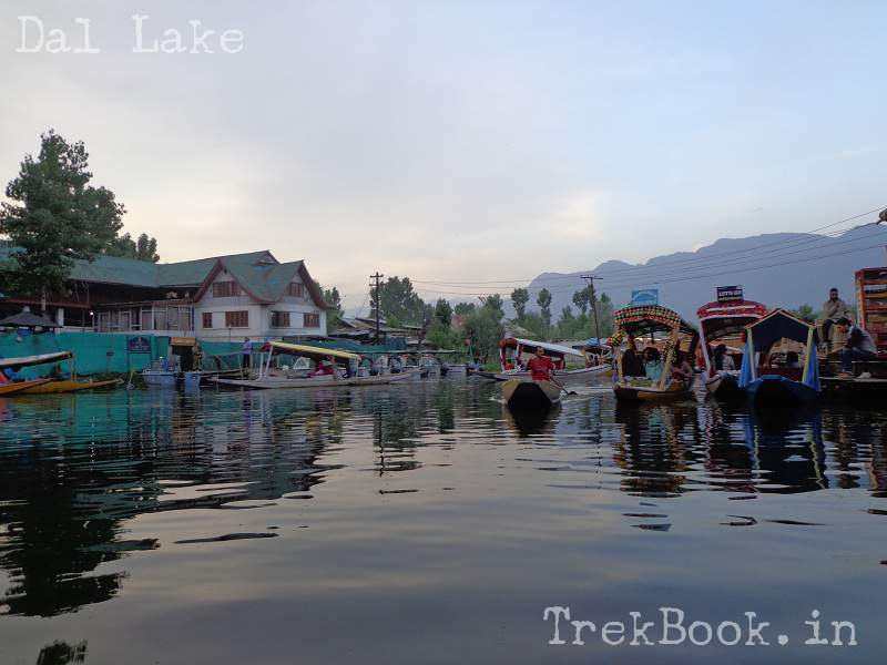 floating shops dal lake srinagar