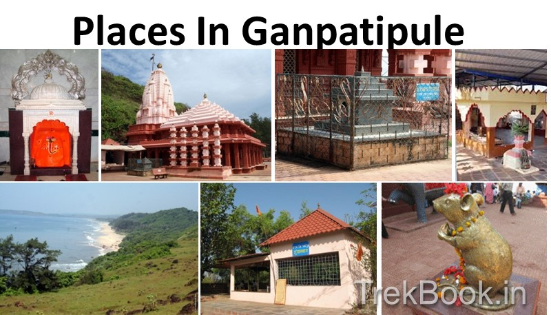 Ganpatipule - Places to visit, Food, Bhakta Niwas booking