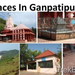 Ganpatipule - Places to visit, Food, Bhakt niwas booking