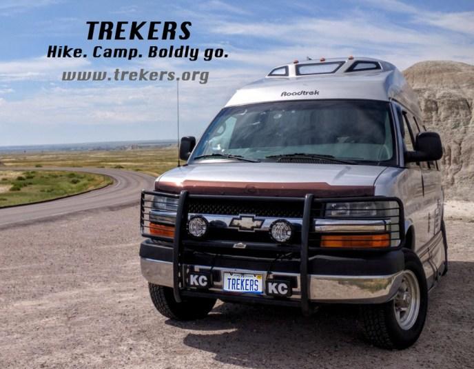 The Trekers van