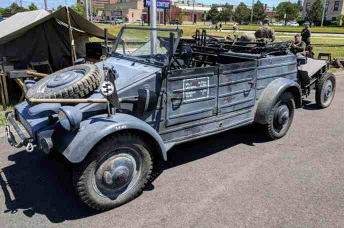 WWII German kubelwagen