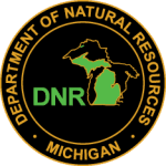 Michigan DNR logo