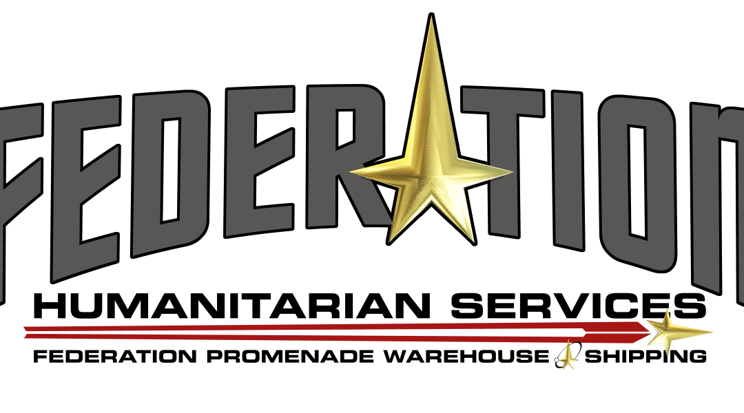 The Federation Opens Staging Area