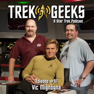 Vic Mignogna Returns!