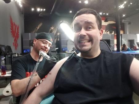 Bill's Tattoo 1