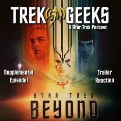 Star Trek Beyond Trailer Reaction