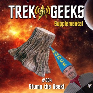 Stump the Geek!