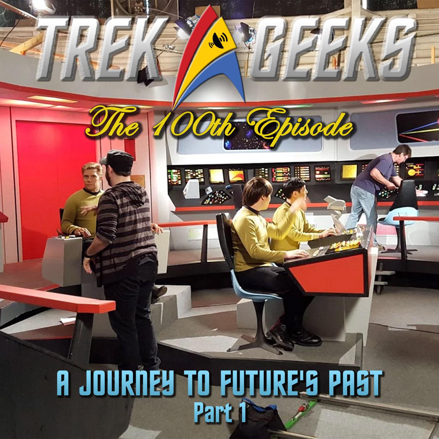 Star Trek Continues – Trek Geeks Podcast Network