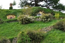 Bilbo's house, side