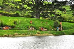 Shire near river