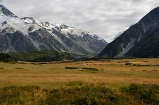 The moraine plateau