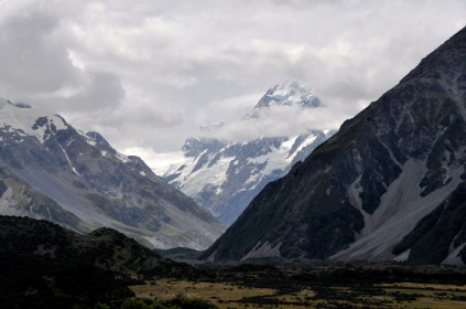 The always beautiful Mt Cook
