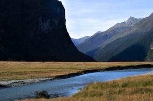 The beauty of the Matukituki valley