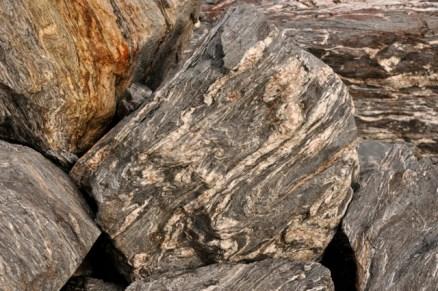 Pretty boulders