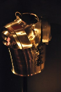 Replica of Roman armor