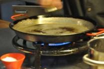 Single burner heating oil