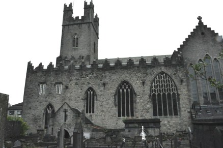St. Mary's Cathedral (and graveyard)