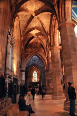Adjacent aisle of St. Giles Cathedral