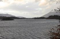 Derwentwater Lake and islands