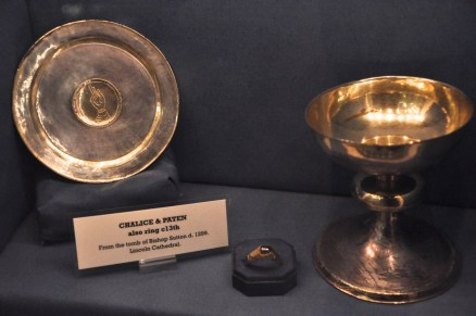 Communion dishes, 1200's