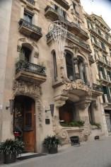 Casa Bonaventura Ferrer, built by Falques in 1906