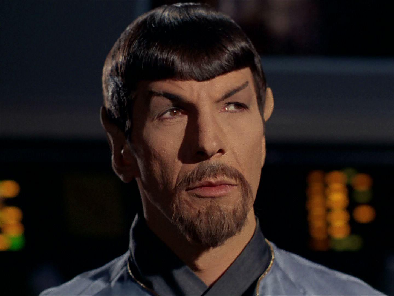 My Daily Spock 292012 TrekkerScrapbook
