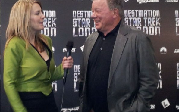 Interviews at Destination Star Trek London