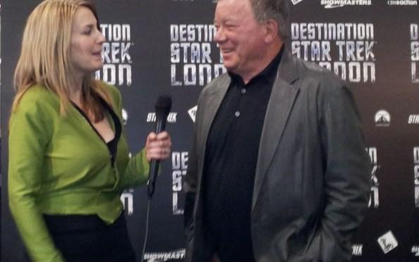 Interviews at Destination Star Trek London