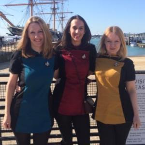 Trekkie Girls 3