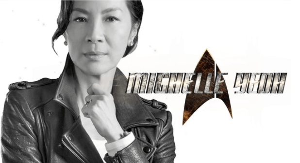 michelle Yeoh Captain Georgiou