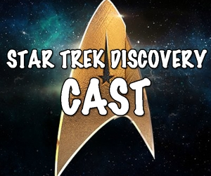 Star Trek Discovery - Cast
