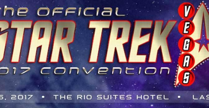 Star Trek Las Vegas 2017