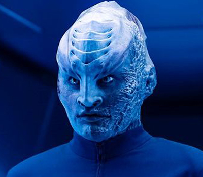 L'Rell - Star Trek Discovery Characters