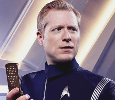 Paul Stamets - Star Trek Discovery Characters