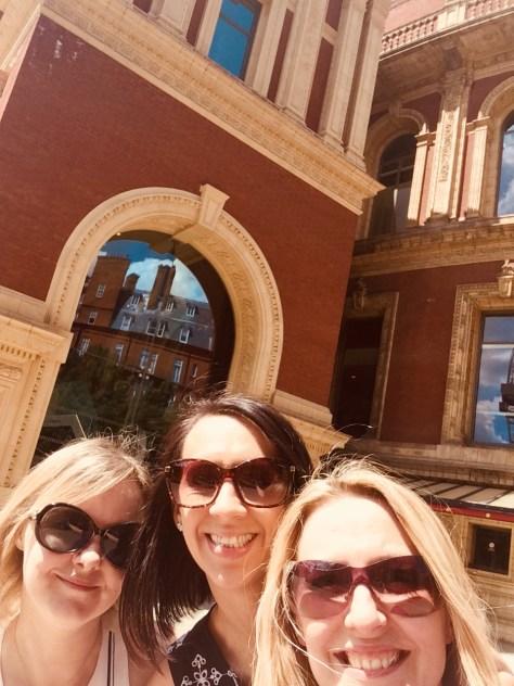 Trekkie Girls Royal Albert Hall