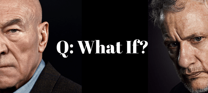 Picard Series – Why it needs Q