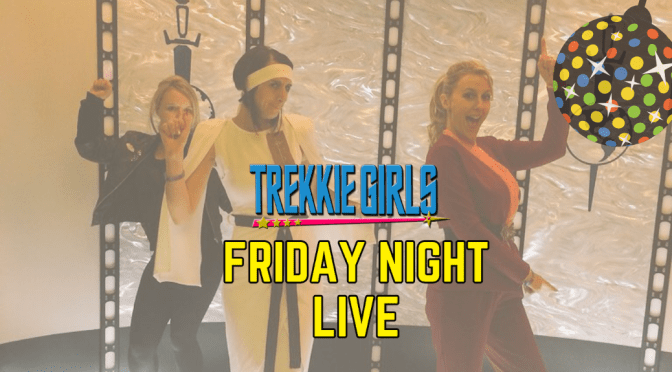 Friday Night Live Star Trek Chat