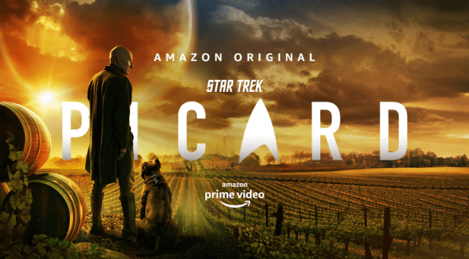 4 free Star Trek: Picard episodes with amazon prime video 30 day trial!